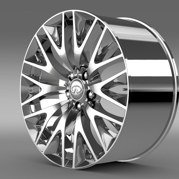 Infinity Ml  rim - 3DOcean Item for Sale