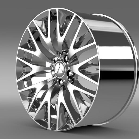 Mitsubishi Dignity  rim - 3DOcean Item for Sale