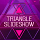 Triangle Slideshow - VideoHive Item for Sale
