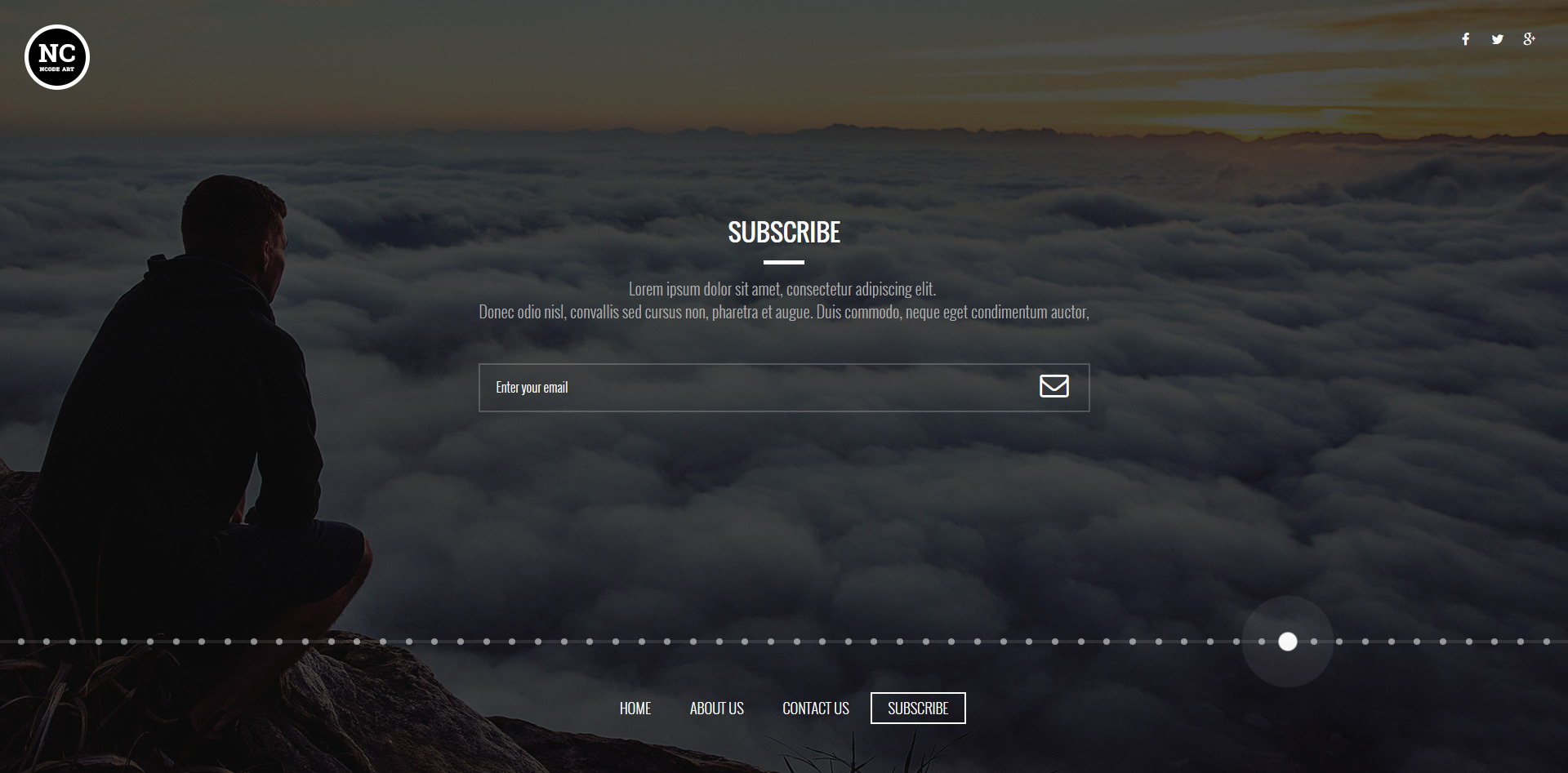 Winkline Under Construction Template By Ncodeart Themeforest