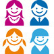 Family Icon Set - GraphicRiver Item for Sale