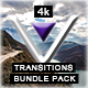 Invedion 4K Transition Boundle Pack - VideoHive Item for Sale
