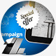 Digital Social Marketing Facebook Covers - GraphicRiver Item for Sale