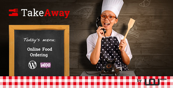TakeAway – Restaurant & Online Food Ordering