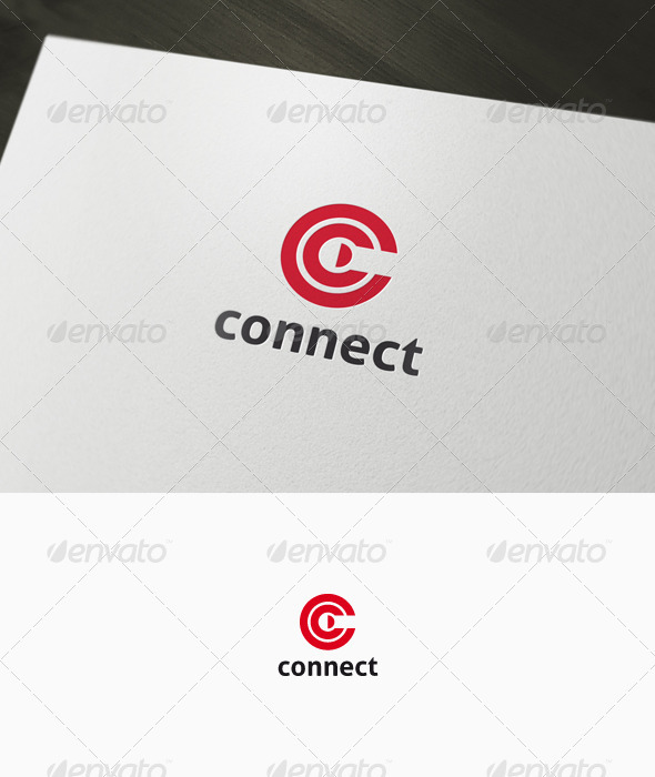 Abstract Letter C Logo - Abstract Logo Templates