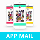 Mobile App Email Template