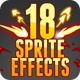 18 sprite effects - GraphicRiver Item for Sale