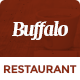 Buffalo - An Exquisite Restaurant HTML Template