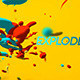 Explode Particular Logo - VideoHive Item for Sale