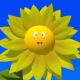 Cartoon Sunflower - VideoHive Item for Sale
