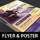 Church Conference Flyer Poster Template - GraphicRiver Item for Sale