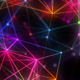 Plexus Colorful Lines And Dots - VideoHive Item for Sale