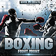 Flyer Boxing Fight Night - GraphicRiver Item for Sale