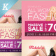 Big Sale Promotion Flyer Templates - GraphicRiver Item for Sale