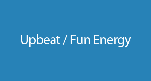 Upbeat - Fun Energy