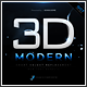 Modern 3D Text Effects GO.8 - GraphicRiver Item for Sale