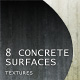 8 concrete surfaces - GraphicRiver Item for Sale