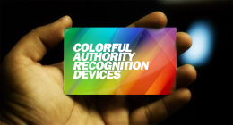 Colorful Authority Recognition Devices