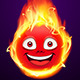 Fire Balls Emotions - GraphicRiver Item for Sale