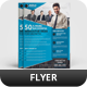 Corporate Flyer Template Vol 54 - GraphicRiver Item for Sale