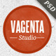 Vagenta - Clean & Unique PSD Template - ThemeForest Item for Sale