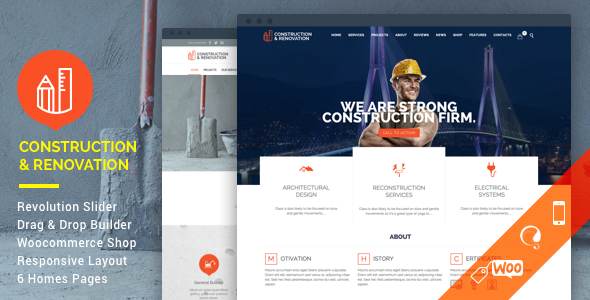Construction – Construction Building Company