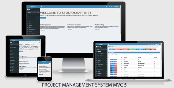 Project Pro - Project Management System - CodeCanyon Item for Sale