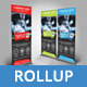 Company Roll Up Banner - GraphicRiver Item for Sale