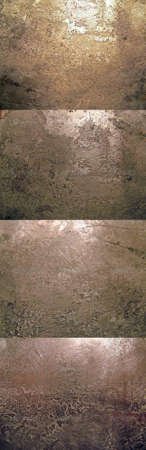 4 Metal Textures - Metal Textures