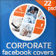 Corporate Facebook Timeline Covers - GraphicRiver Item for Sale