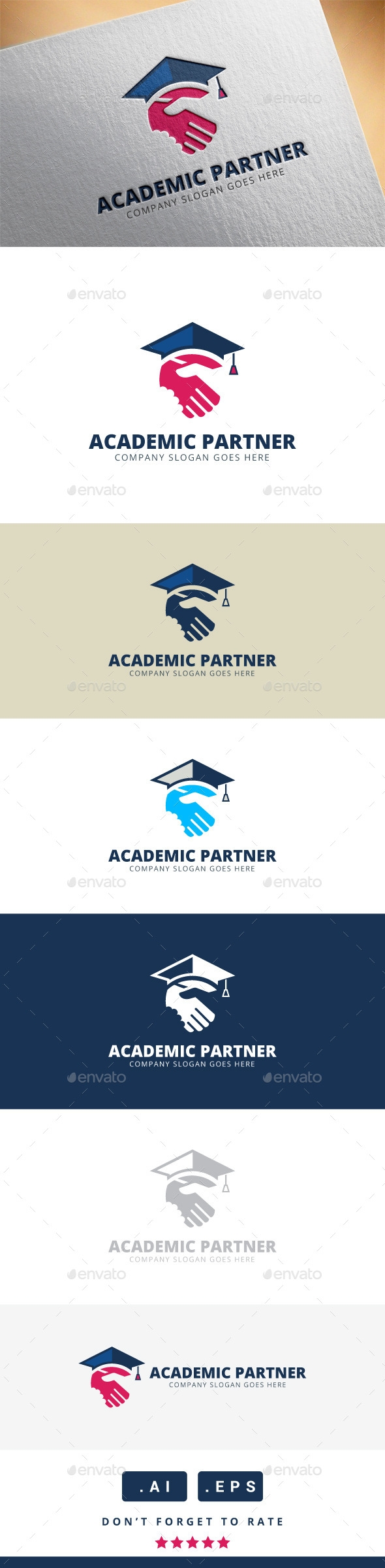Academic Partner Logo