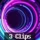 Visual Light Backgrounds - VideoHive Item for Sale