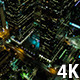 Downtown Los Angeles Street and Buildings - VideoHive Item for Sale