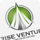 Rise Venture - Logo Template - GraphicRiver Item for Sale