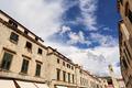 Cityscape in Croatia