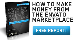 How To Make Money From The Envato Marketplace