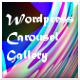 Wordpress carousel gallery