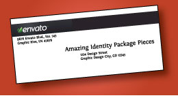 Identity Package Pieces