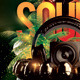 Summer Sound Party In Club - GraphicRiver Item for Sale