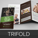 Gym Fitness Trifold Brochure Indesign Template  - GraphicRiver Item for Sale