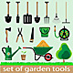 Garden Tools - GraphicRiver Item for Sale