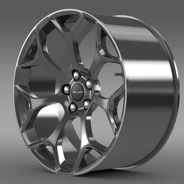 Chrysler 300S 2015 rim - 3DOcean Item for Sale