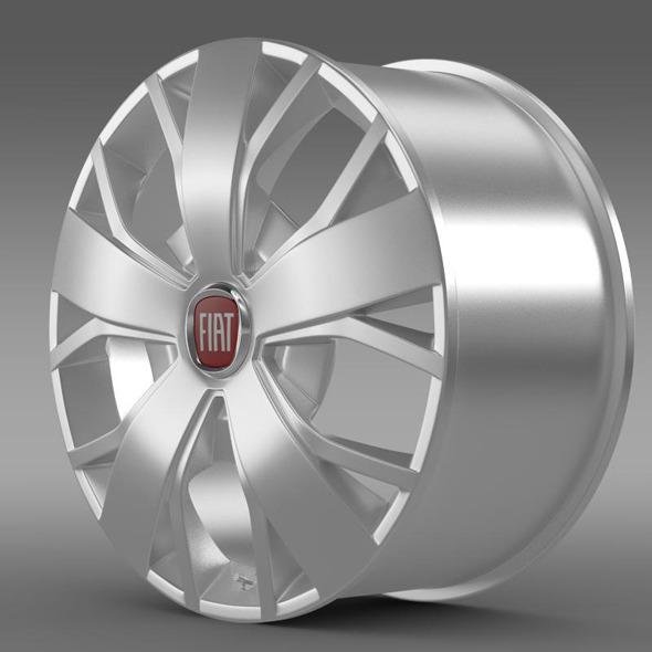Fiat Ducato Van L2H2 rim - 3DOcean Item for Sale