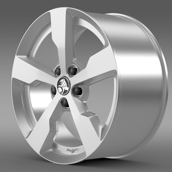 Holden Volt rim - 3DOcean Item for Sale