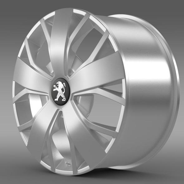 Peugeot Boxer rim - 3DOcean Item for Sale