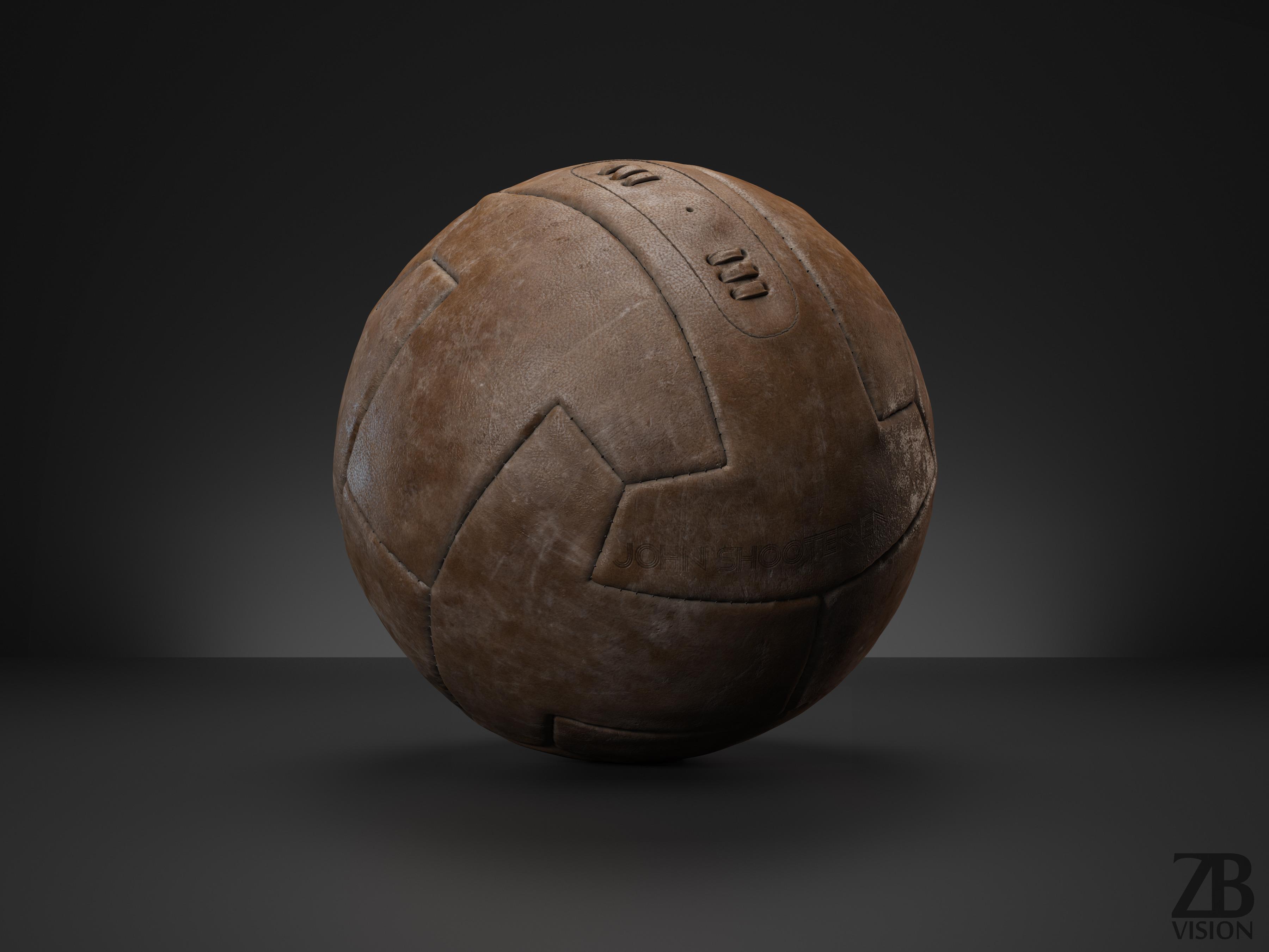 Vintage Soccer Ball 52