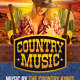 Country Flyer - GraphicRiver Item for Sale