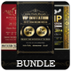 VIP Invitations - Bundle - GraphicRiver Item for Sale