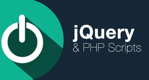 jQuery & PHP Scripts