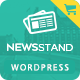 NewsStand - Magazine/Blog/Shop Wordpress Theme Nulled